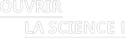logo ouvrirscience blanc